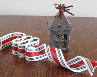 Christmas Ornaments, 90's Ornaments, Set of 2 Xmas Ornaments