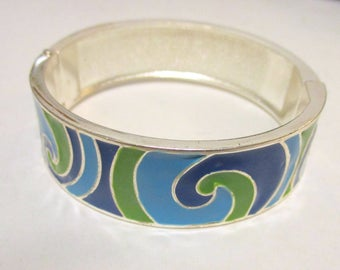 Very cool Psychedelic Sixties Style Bracelet