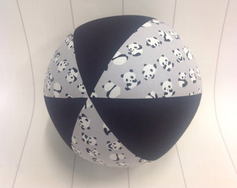 BBalloon Ball Fabric, alloon Ball Cover, Portable Ball, Travel Ball, Inflatable, Sensory, Special Needs, Pandas, Kids, Dogs, Eumundi Kids