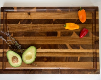 End Grain Cutting Board- Large- SALE!!!