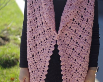 Hand Knitting Vest/Christmas gift/Warm Cardigan/Easy to Wear