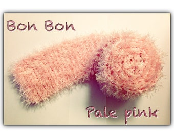 Luxury Fluffy Scarf - Bon Bon