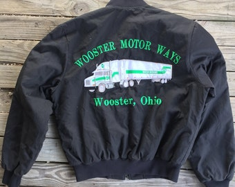 Medium trucker jacket