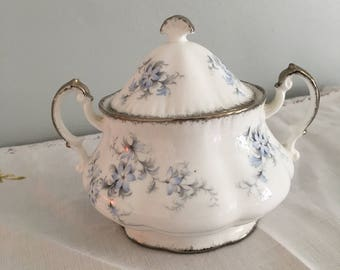 "Paragon ""brides choice"" sugar bowl with lid"