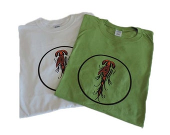 Funky Fish T-shirt 2 Color