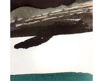 Original ink painting