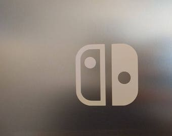 Nintendo Switch logo vinyl decal sticker