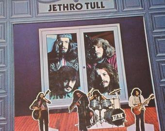 Jethro Tull record album, Jethro Tull Benefit, vintage vinyl record