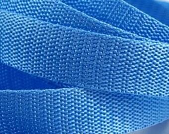 3 m belt bag belt 30 mm light blue