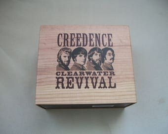 Creedence Clearwater Revival Box Set CD's