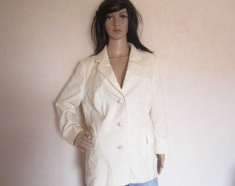 Vintage 60's Haute Couture Germany Blazer jacket coat