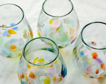 HANABI glass set