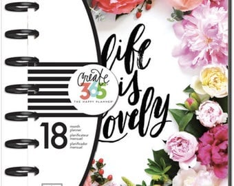 Create 365™ The Medium Happy Planner™, Market Floral