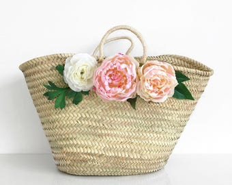 Basket Flowers Bomb