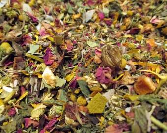 Yule / Winter Solstice Warming Incense - Sun Return, Loose, Herbs, Resin, Magical, Spiritual, Metaphysical - Dee's Transformational Healing