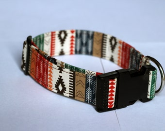 Aztec Adventures - Dog Collar