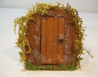 Miniature Fairy or elf door