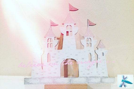 Princess fairy castle fairy door for Princess fairy door