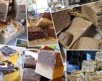 Fudge  of the Month Club, Gift, Christmas Gift, Thank You Gift, Birthday, Gifts for Her, Gifts for Him, 3, 6, 9 or 12 Month Subscription