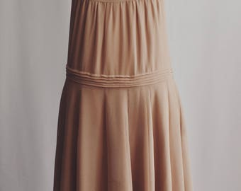 Dress 20s Charleston Nude.