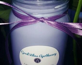Lavender Chamomile~16 oz. Handmade Soy Candle