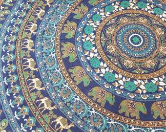 Mandala Tapestry, Mandala Bedding, wall tapestry, Boho decor, Mandala Bedroom decor, Mandala Bedsheets, Boho tablecloth, Hippie tapestry