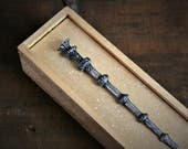 Elder Wand  Wooden Pencil Case Storage Box  Harry Potter