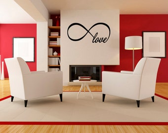 Cool Love Removable Wall Stickers Art Vinyl Quote Decal Mural Home Bedroom  Decor (FA17) Part 93