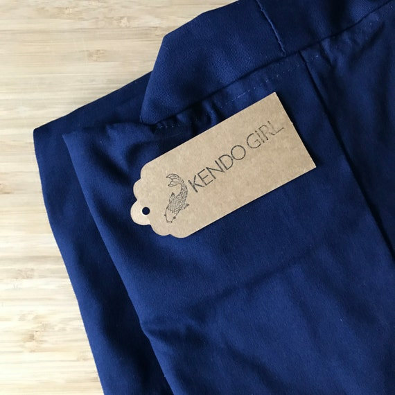 Kendo Child Size Uniform, Keikogi Kendo Gi & Hakama Set, Custom Made for Kids