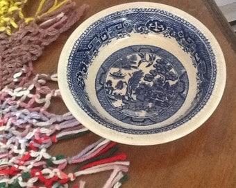 Vintage Maastricht Willow Bowl