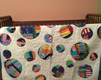 Outer Space Quilt Etsy