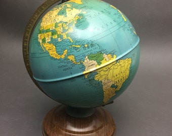 Replogle, Simplified 8 Inch, World, Globe