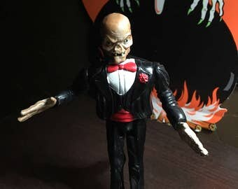 """The crypt keeper Tales From the Crypt action figure PVC 5"""" RARE Halloween"""