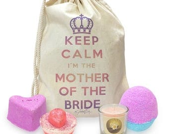 Keep Calm I'm The Mother Of The Bride Mini Spa In A Bag Collection 1