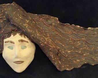 Ceramic mask #1