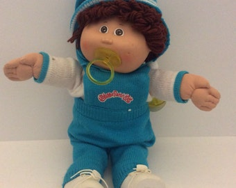 1980's Cabbage Patch Doll Boy