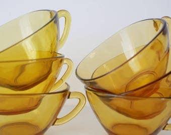 Set of 6 cups Vereco Ruddy