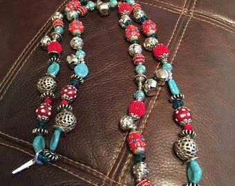 Horse rhythm beads and bells