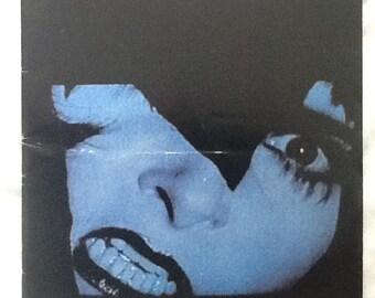 Rare Siouxsie And The Banshees Tour Program Peepshow 1988