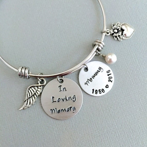 in loving memory jewelry in loving memory bracelet memorial bracelet 4416