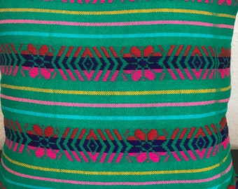 Mexican Pillow Cover 16x16