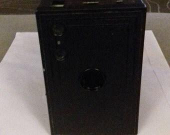 Vintage Camera - Brownie No 2A 116