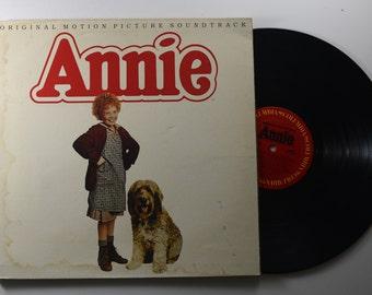 1982 Annie - Original Motion Picture Soundtrack Annie Soundtrack, Annie Soundtracks , Annie The Musical, Annie lp,Annie Record,Vintage Vinyl