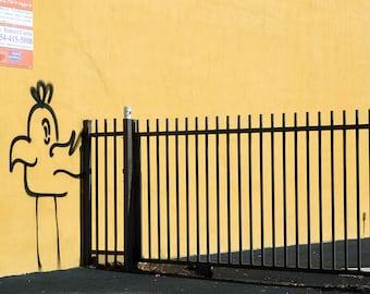 Photo - art St-image. Street photography. Fine arts. Composition, Color. Minimalist