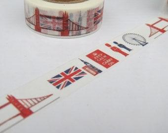 London Washi Masking Tape