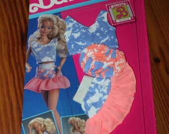 Barbie My First Fashions No. 4747 MINT on Card 1992 Mattel