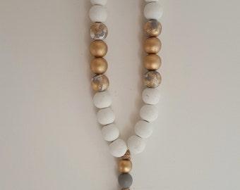 Gray Miette Series Bibelot Blessing Beads