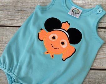 Nemo Baby Bubble, vacation, matching shirts, babies, cute, nemo