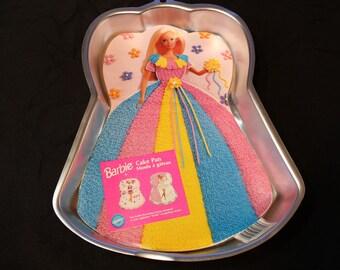 Wilton Barbie Cake Pan 2105-9815