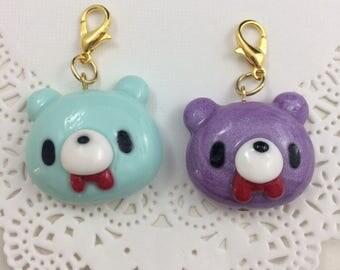 Gloomy Bear Collar or Choker Charm